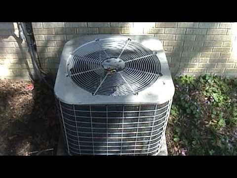 What Can Happen On A Poorly Maintained Ac Unit Caution