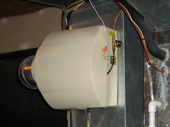 Whole Home Humidifier Installation Michigan | Mastercraft Heating & Cooling - humidifier1