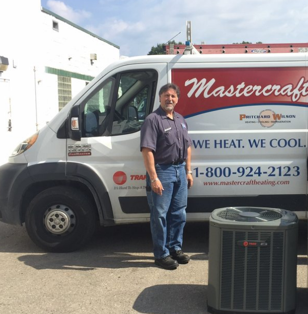 HVAC Contractor in Redford MI | Mastercraft - image-sub-about-steve